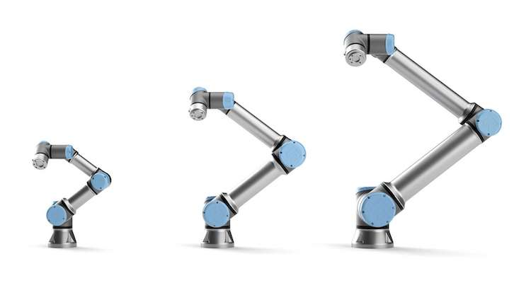 universal e-series cobots copy