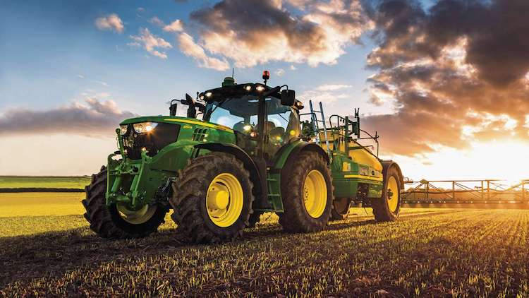 Deere to acquire sprayer and planter manufacturer PLA