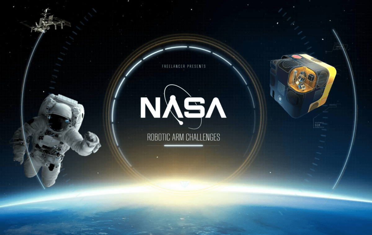 Nasa selects some early winners in its Astrobee robotic arm competition