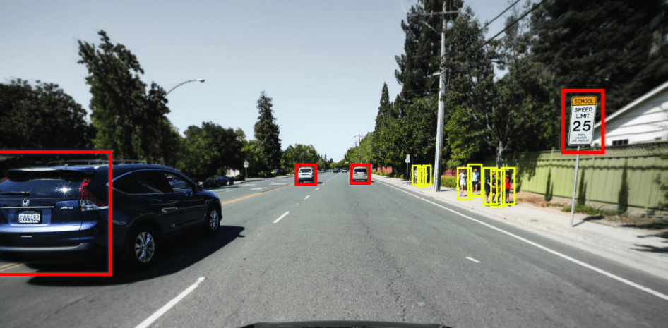 How deep learning enables autonomous vehicles to understand their environment