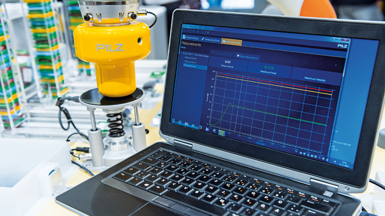 Pilz launches robot measurement system