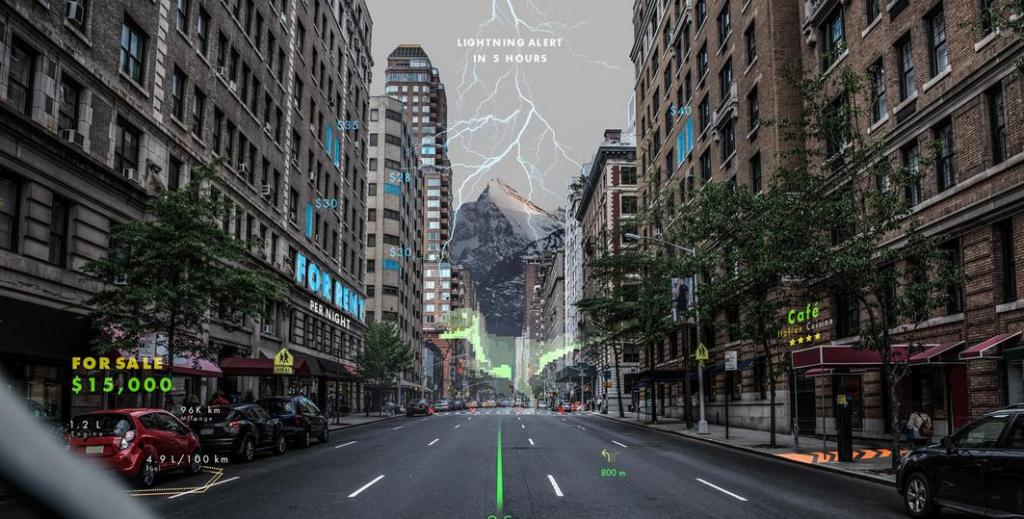 Hyundai invests in WayRay to develop holographic navigation