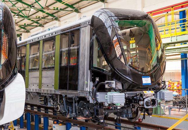 Alstom's Taubaté site in Brazil resumes industrial activities
