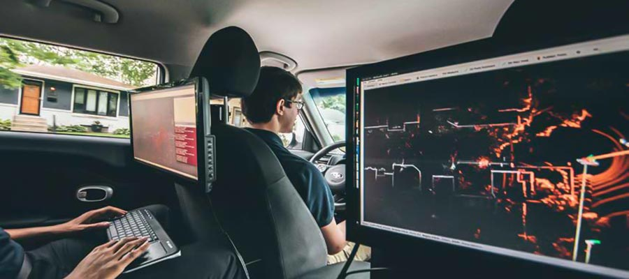 Honeywell and VSI Labs building autonomous cars on IMUs