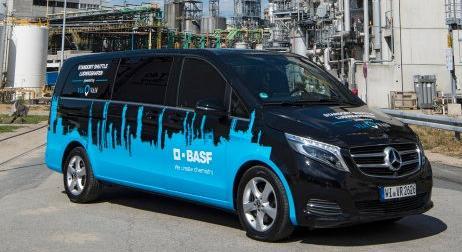 Mercedes partners with BASF to develop autonomous vehicles