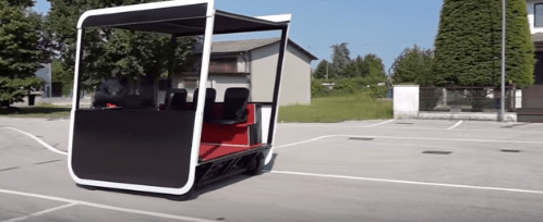 Next Future Transportation launches autonomous vehicle