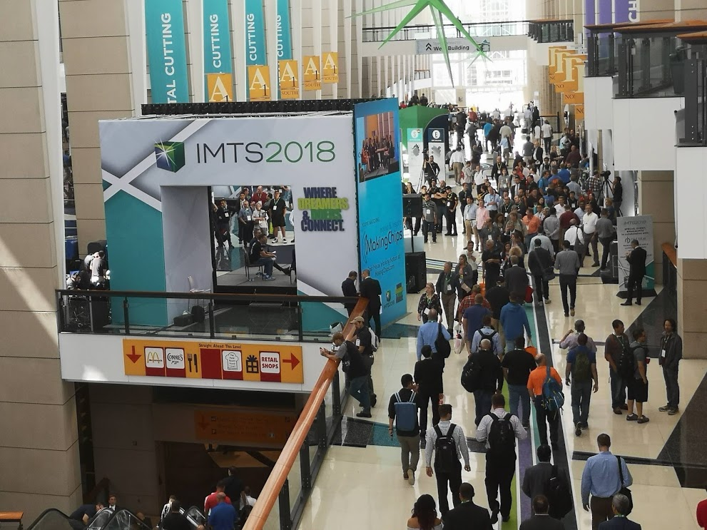 IMTS: This year's show was the 'largest ever', say organisers