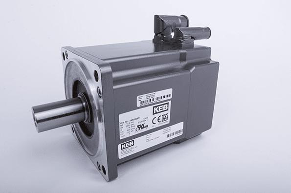 KEB America launches washdown servo motors for industrial applications