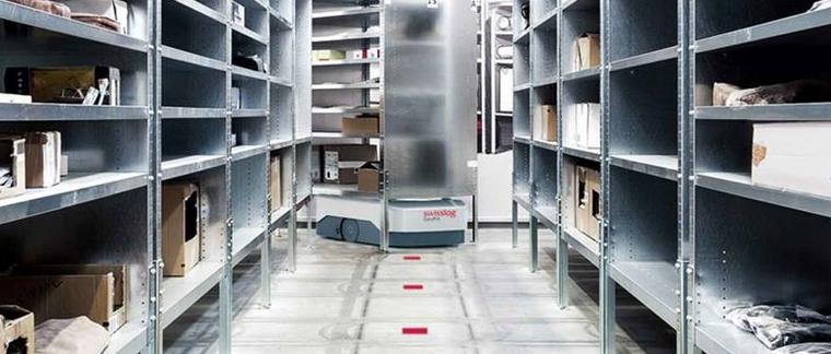 Four robotic systems changing the face of warehouse automation