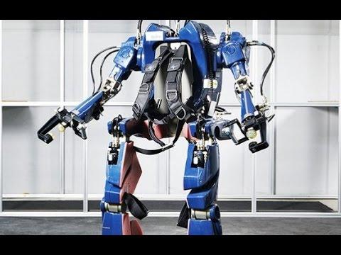 exoskeleton random