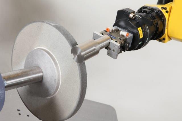 robotic deburring