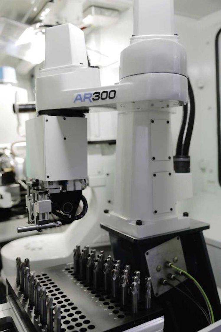 Anca launches new robot arm