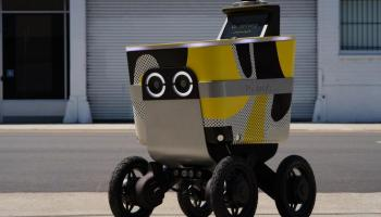 Velodyne Lidar sensors enable Postmates autonomous delivery