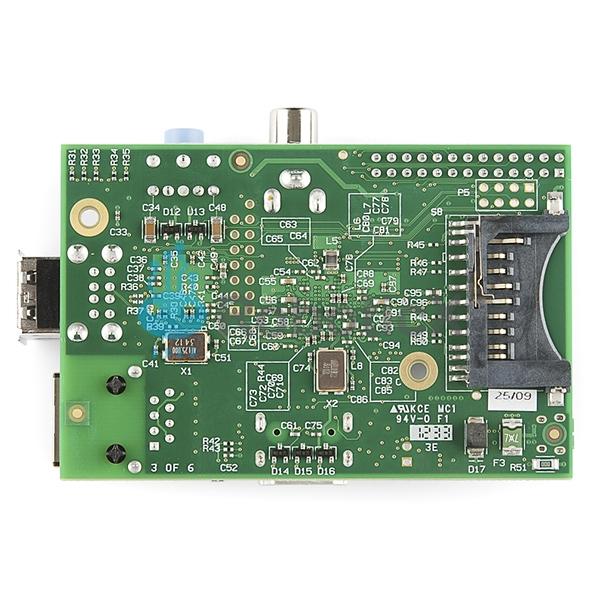 Raspberry Pi - Model B-03