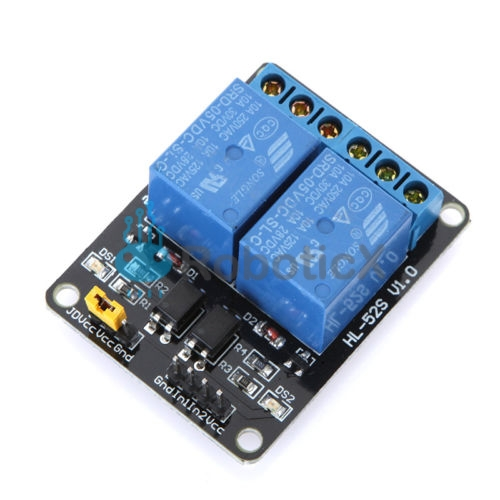 2-Channel 5V Relay-02