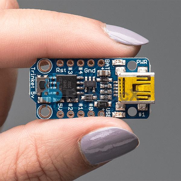 5V Trinket Mini Microcontroller