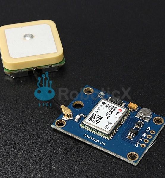 Ublox NEO-6M GPS-01