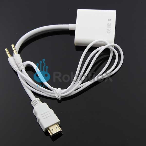 HDMI to VGA Adapter-01