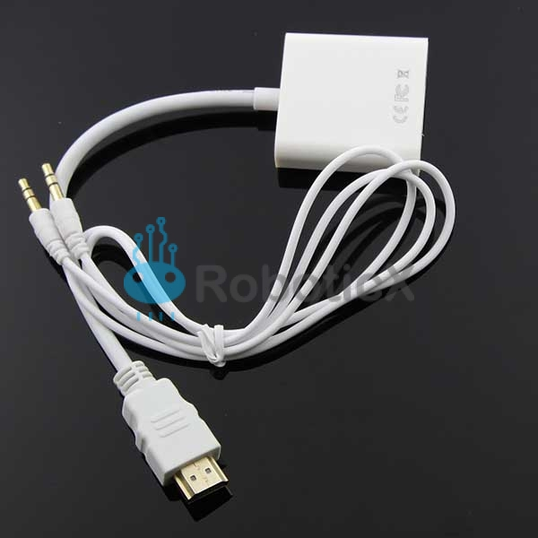 HDMI to VGA Adapter-01