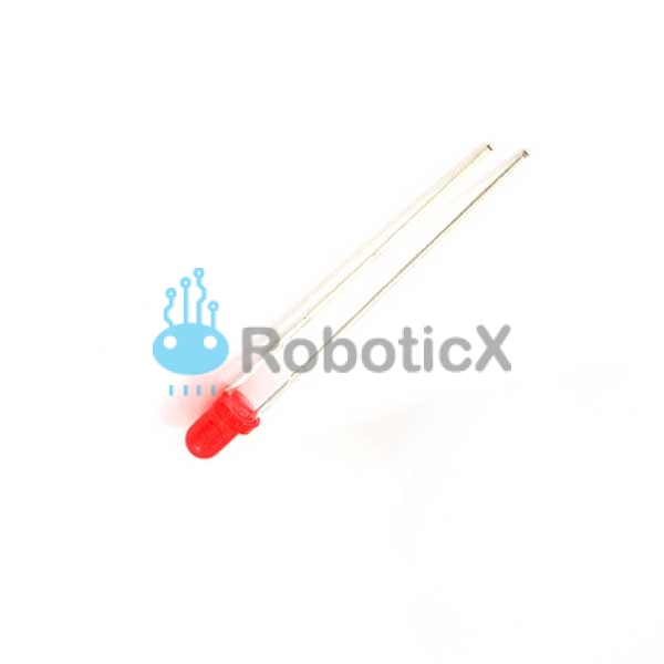 LED Red 3mm-01