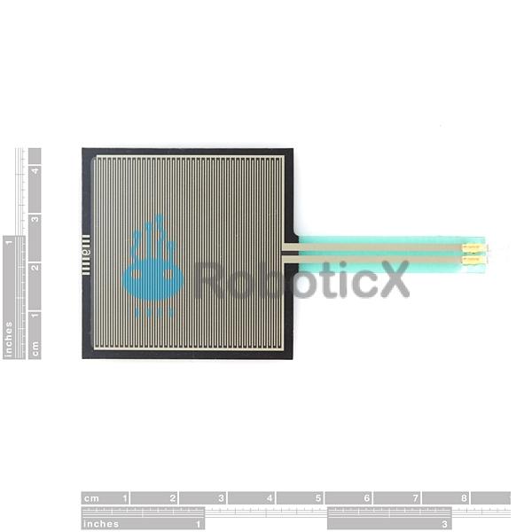 Force Sensitive Resistor - Square-02