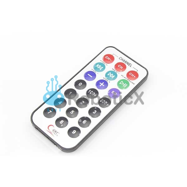 Infrared Remote Control -01