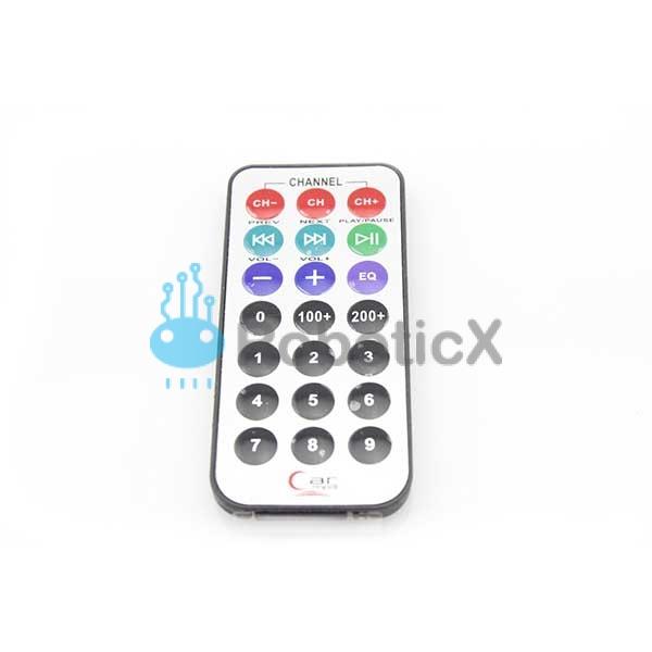 Infrared Remote Control -02