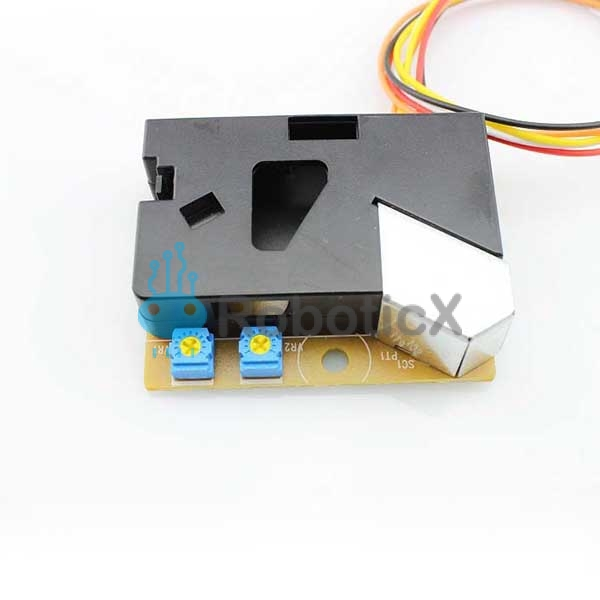 Dust Sensor- DSM501A -02