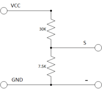 Arduino-Voltage-Sensor-Module-Schematic