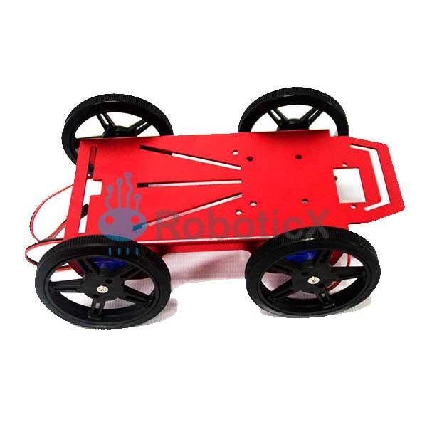 4WD Mini Robot 02
