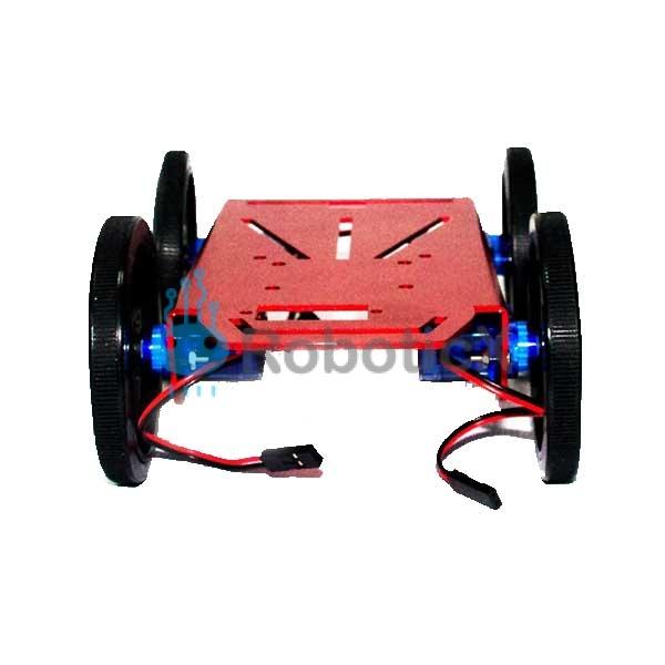 4WD Mini Robot 05