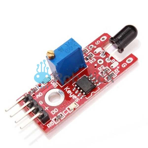 Flame Sensor Module - RoboticX