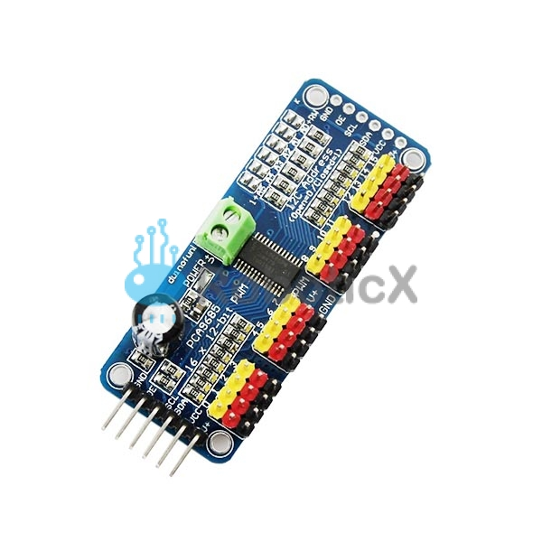 16 Channel PWM Servo Driver -01