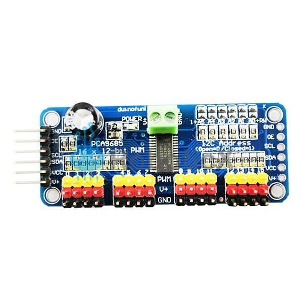 16 Channel PWM Servo Driver -02