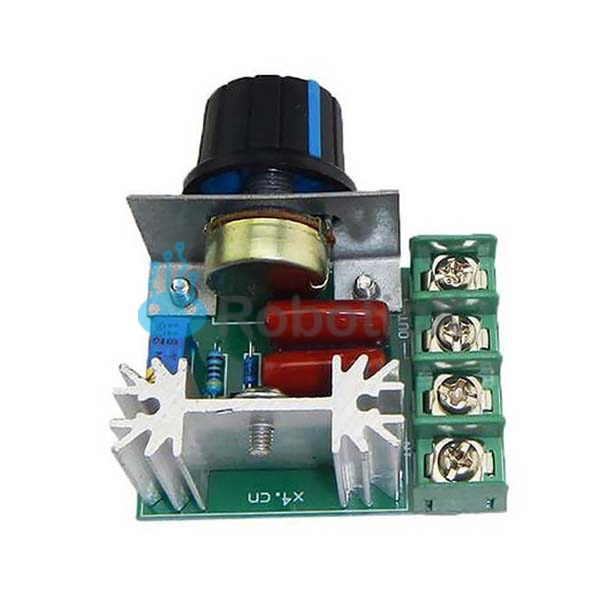 Dimmer Speed Temperature Controller -06