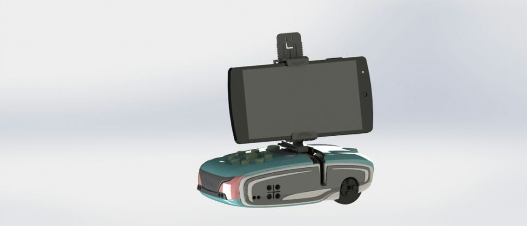 New Smartphone Mount: Side-ways
