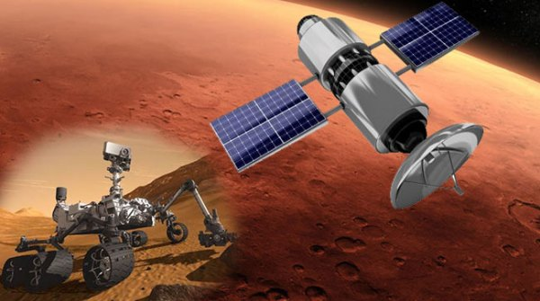 Flying Space Robots NASA Mars Pics about space