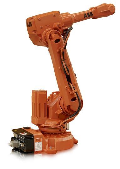 Service overhalt robot