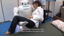 Robotiseringen inom vården