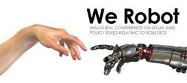 Robotar ur ett juridiskt & etiskt perspektiv på ny konferens