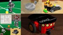 Webots – avancerad robotsimulator till din dator