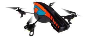 AR.Drone 2.0 flyger autonomt och filmar i HD