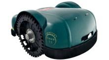 Ambrogio L75 Deluxe ny robotgräsklippare från Zucchetti