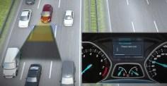 Ford närmar sig självkörande bilar