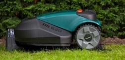 Robomow RS 630 klipper ända ut i kanterna