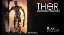 DRC-robotarna HUBO, RoboSimian och T.H.O.R.