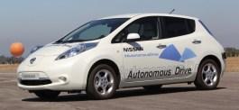 Nissan utlovar prisvärd självkörande bil 2020