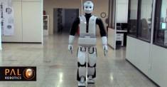 PAL Robotics lanserar humanoida roboten REEM-C