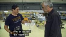 Kobra i SVT om drönare och Robocop