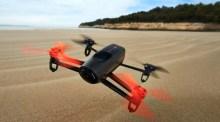 Parrots nya drönare Bebop Drone har Oculus Rift-stöd